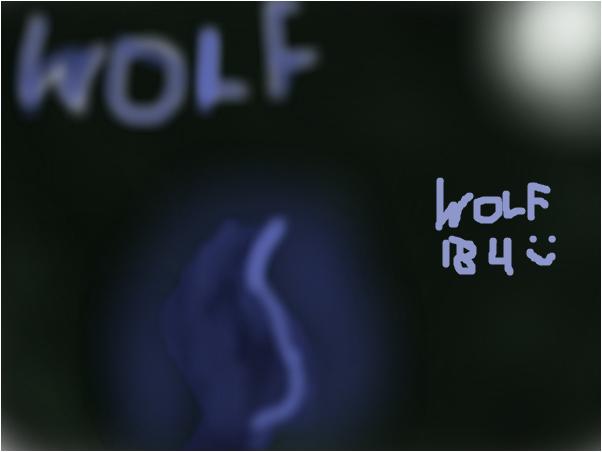 Wolf tail glow