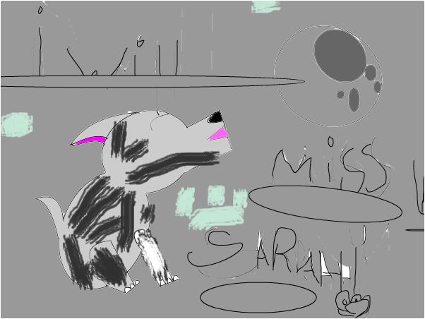 i will miss u sarah