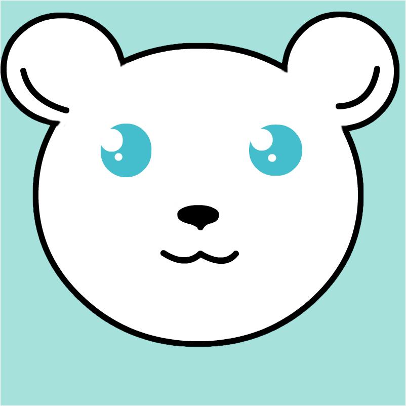 polar bear :3