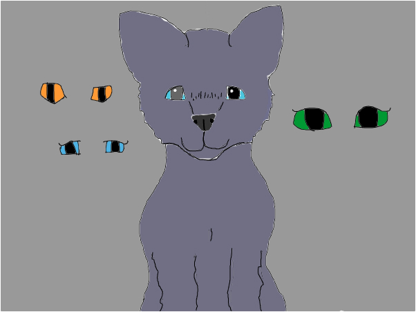 Jayfeather's two lives