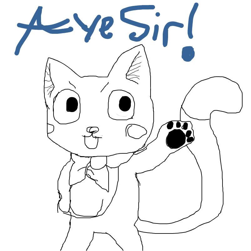 Happy The Cat