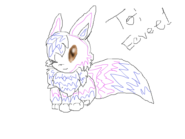 """To eevee1""""not a request"""""""