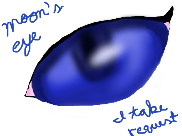 Moon's eye