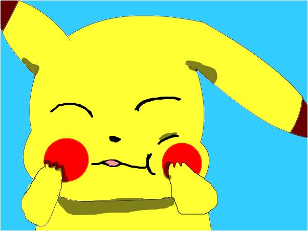 pikachu! 4 marieevee contest