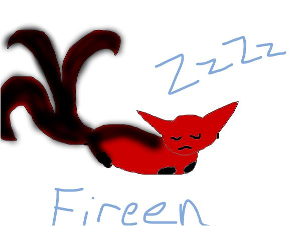 fireen spooks request