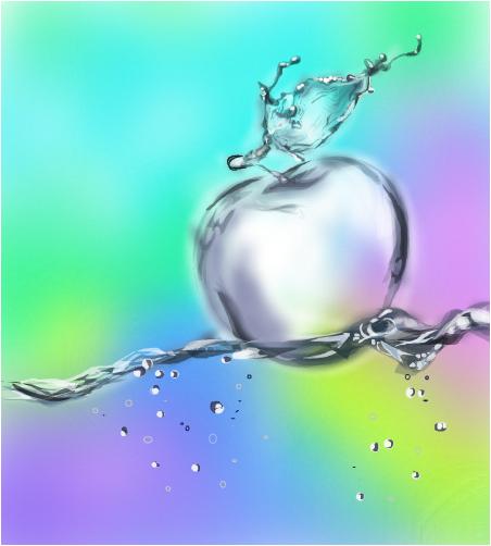 Liquid Apple >.<