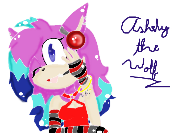 ashely's new look