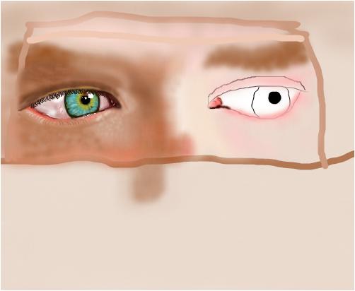 Benedict Cumberbatch's Eyes