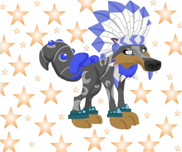 Animal Jam: 2deafdogs