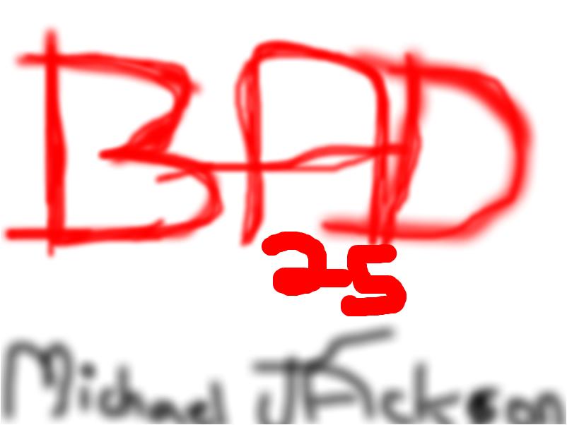 MJJ BAD 25