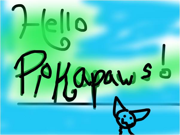 Hey pika, u online? ~willowFDC