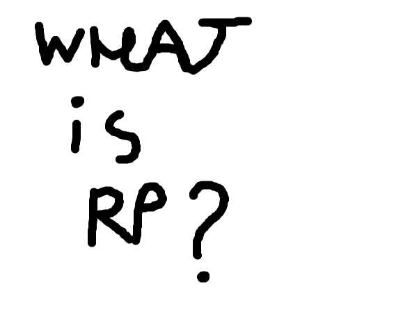 i dont no what is rp ? .