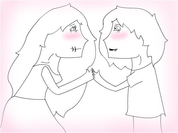 boy and girl ...