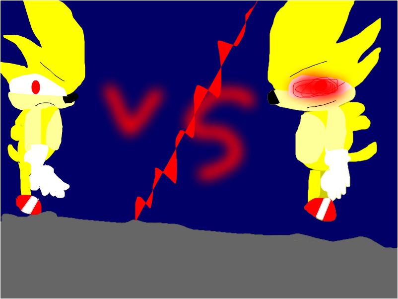 Sonic VS Fleeyway