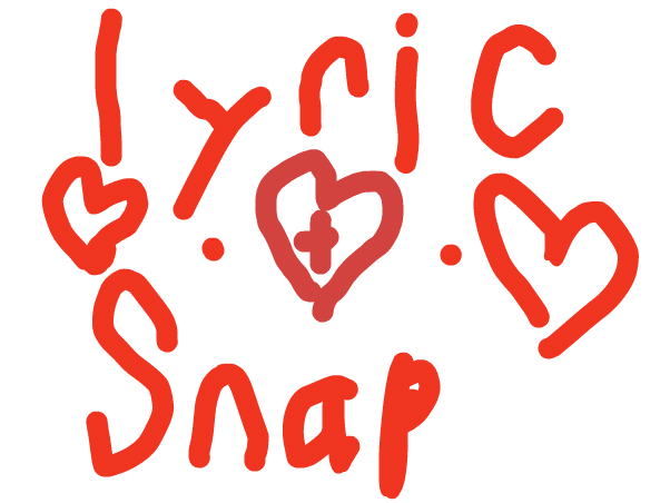 me and lyric we are perfect together but i CAN'T