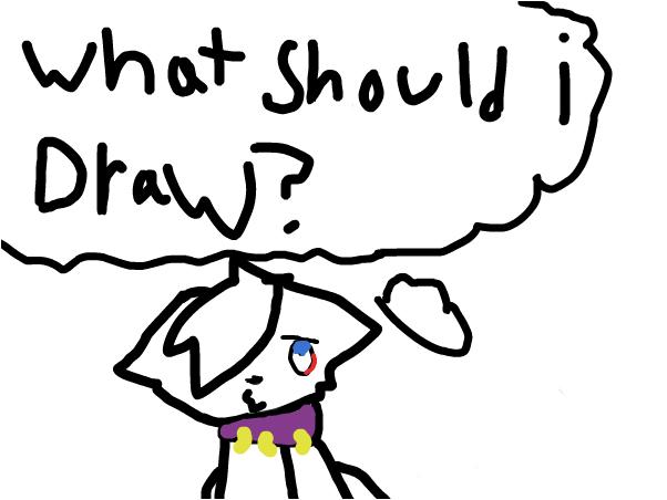 what do i draw?~warriorlover101