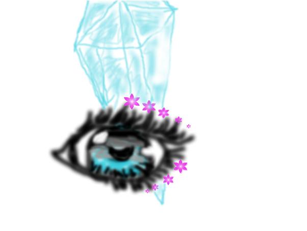 Dimond eye