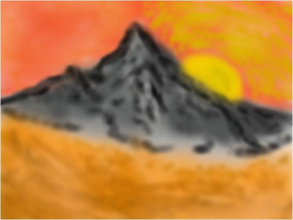 A landscape tryhard