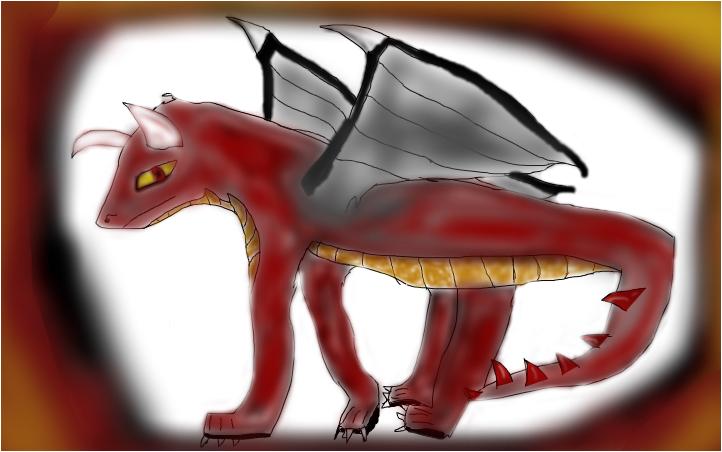 Spike The Fire Dragon