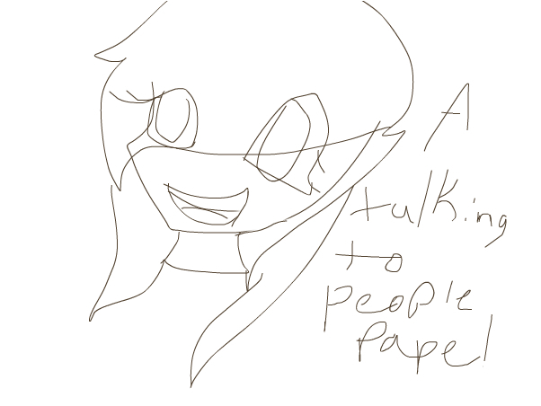 a talking page with me and other people