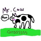 Mr. Cow - You are pootiful
