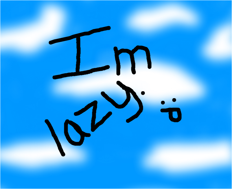 Lazy Clouds