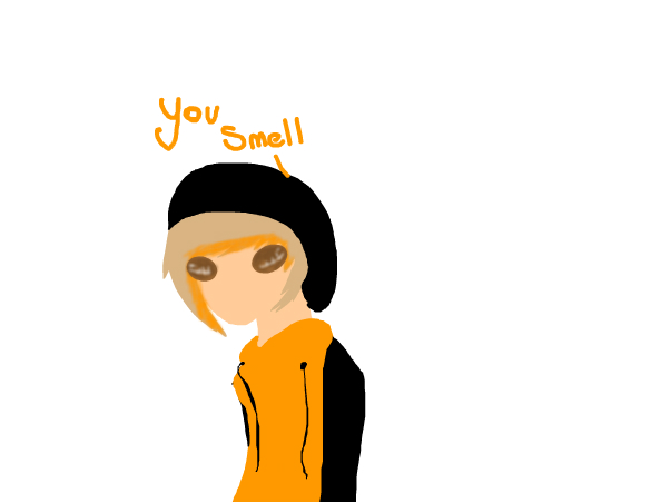 You smell ~ Juli