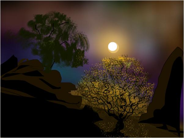 Golden Tree, Has Thorns