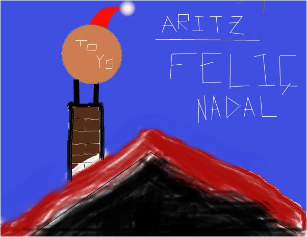 Santa Claus in de XEMENEIA
