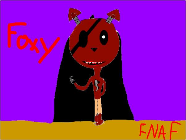 Foxy The Fox Pirate