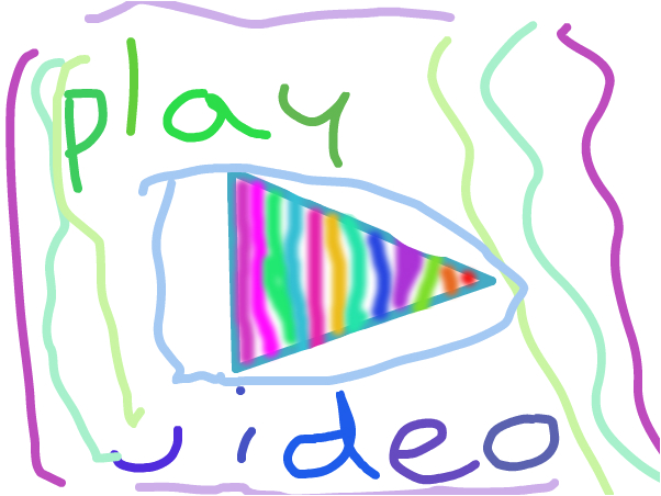 colorful video