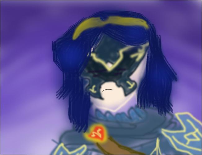 Masked Lucina