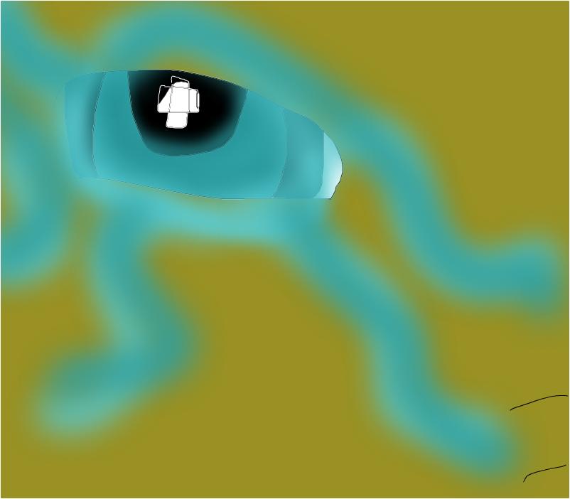 eye of the cross