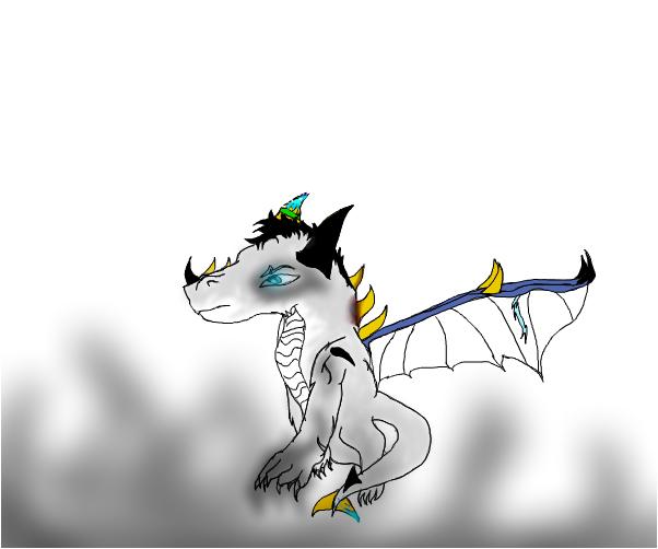New Dragon Oc- Fear