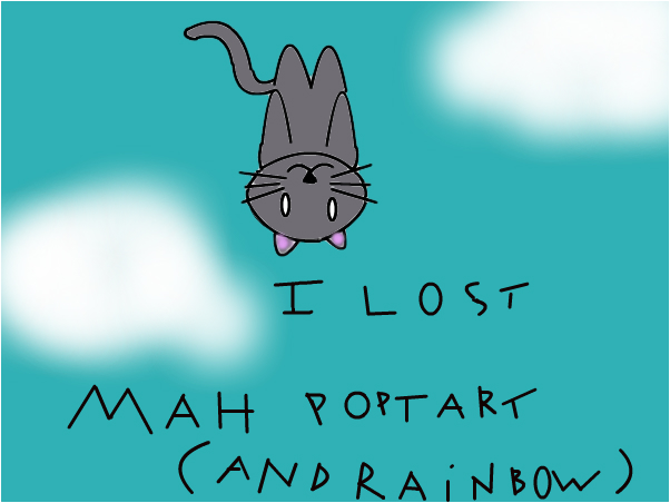 if nyan cat lost his immortality