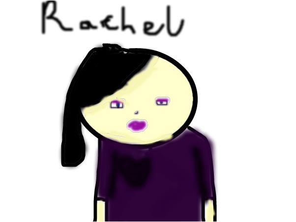 Rachel - made by girlpics sis