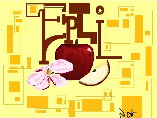 apple-not the company
