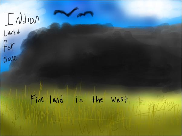 Westward Expansion...~Crow