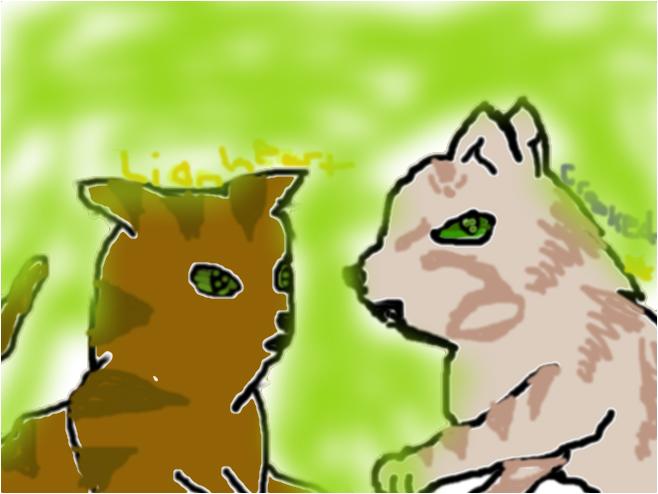 lionheart fighting crookedstar