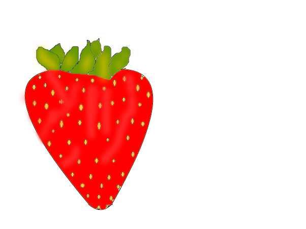 strawberrys are the best fruit ever