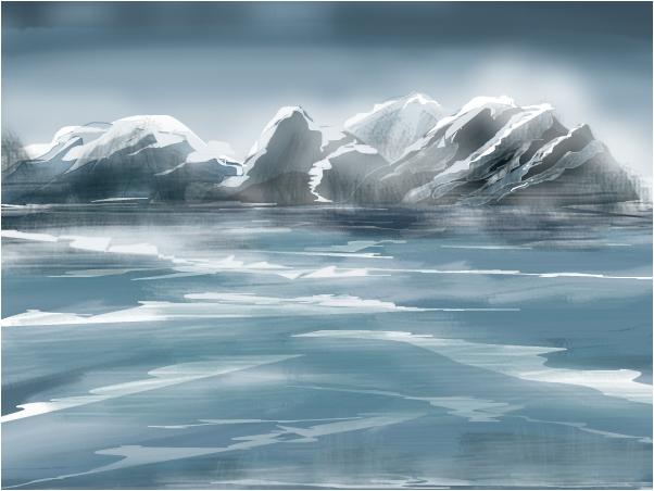 Across The Ice/Ice Berg