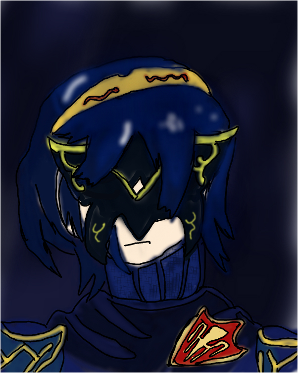 Masked Soldier