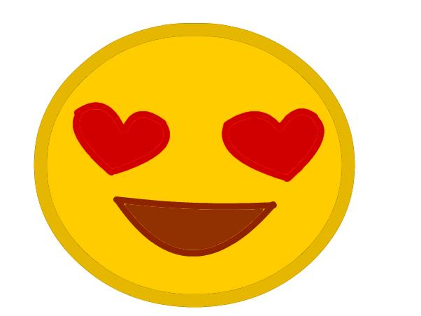 really BAD heart emoji drawing