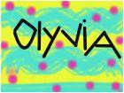 Olyvia is weird