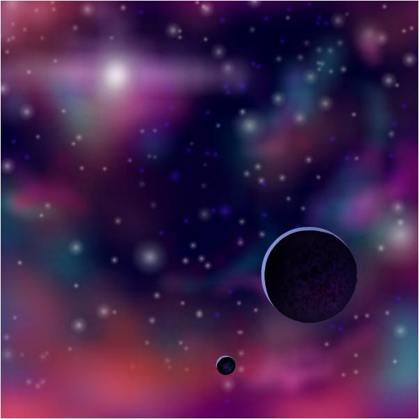 SpaceofthePlanets