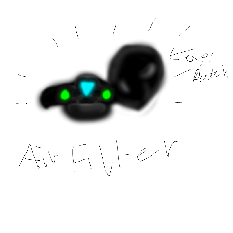 count ceil's airfilter pacth