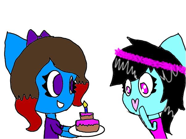 heres your cake kena