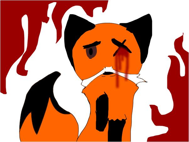 new oc thing........fox~halo