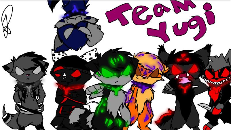 Team yugi!