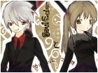 Soul Evans and  Maka